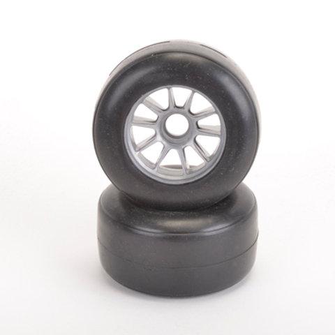 XG-573 - Shimizu F1 Front Tyre Medium-Pre-Glued-pr