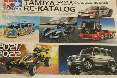 Tamiya 2021 / 2022 R/C Catalogue - 992020