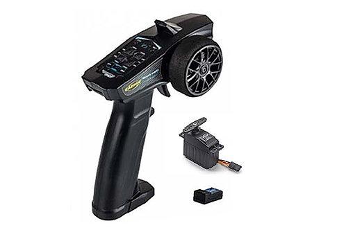 Carson Start Reflex 2.4ghz Wheel Radio Set & Servo - C500102