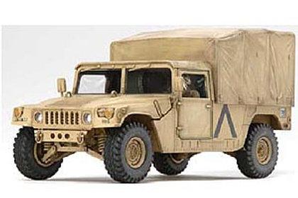 "Tamiya 1/48 U.S. Modern 4X4 Utility Vehicle ""Cargo Type"" - 32563"