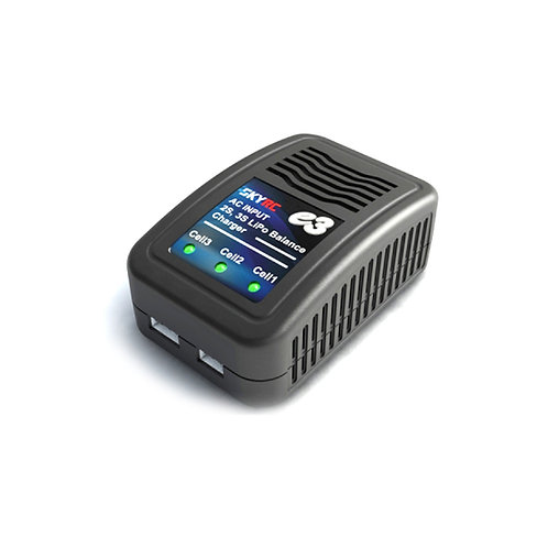 SKY RC E3 LIPO CHARGER AC 1.2A 11W 2-3S - SK-100081