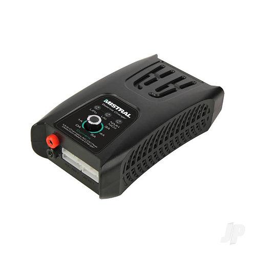 Mistral AC/DC LED LiPo / NiMH 5A Charger (UK Plug) - RDNA0465