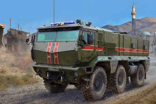 ITALERI 1/35 TYPHOON 6X6 RUSSIAN ARMOURED VEHICLE - 3701