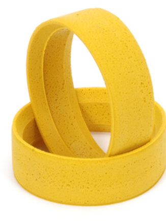 Moulded Insert; Yellow - Touring (pr)