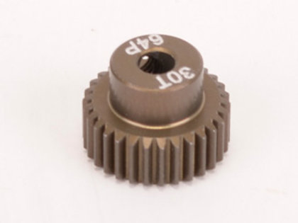 Pinion Gear 64DP 30T (7075 Hard)