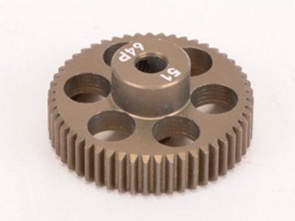 Pinion Gear 64DP 51T (7075 Hard)