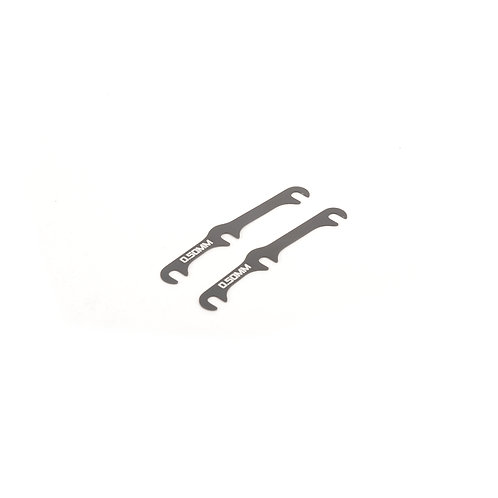 ALLOY RIDE HEIGHT SPACER 0.50MM - ICON (PR) - U8122