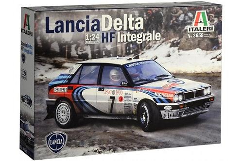 Italeri 1/24 Lancia Delta HF Integrale - 3658