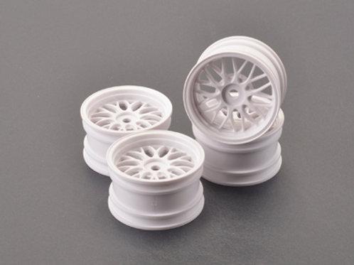 RU0436 - Rush Mini Wheel 0 Offset - 4pcs