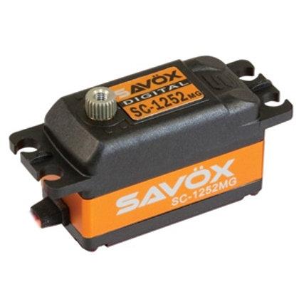 SAVOX DIGITAL LOW PROFILE SERVO 7.0KG/0.07SEC@6V - SC-1252MG
