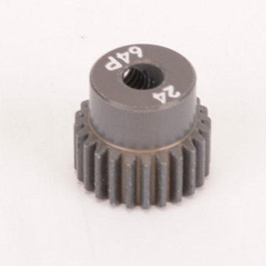 Pinion Gear 64DP 24T (7075 Hard)