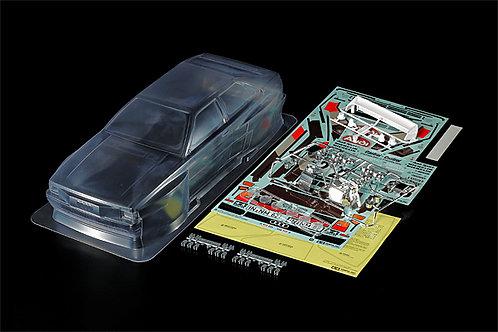 Tamiya 51615 Audi Quattro Rallye A2 Body Parts Set (257mmWB)