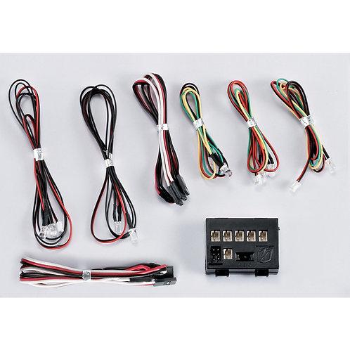 "KILLERBODY LED LIGHT SET ""1/10"" W/CONTROLLER BOX (10 LED'S) - KB48101"