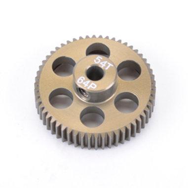 Pinion Gear 64DP 54T (7075 Hard)