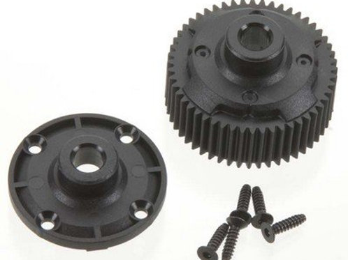 Tamiya TA06 Rear Gear Differential Case Set (52T) - 51462