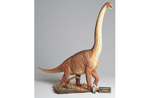 Tamiya 1/35 Brachiosaurus Diorama