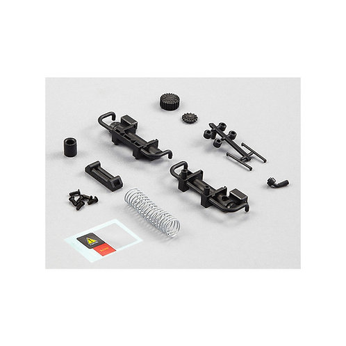 KILLERBODY PLASTIC WINCH (WITHOUT FUNCTION) - KB48349