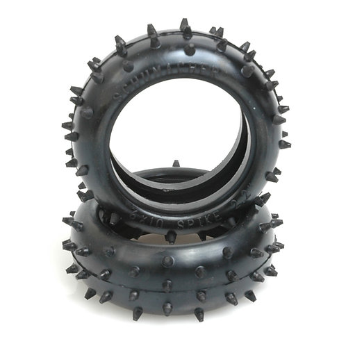 FULL SPIKE - FRONT TYRES- YELLOW - 2.2 (PR)