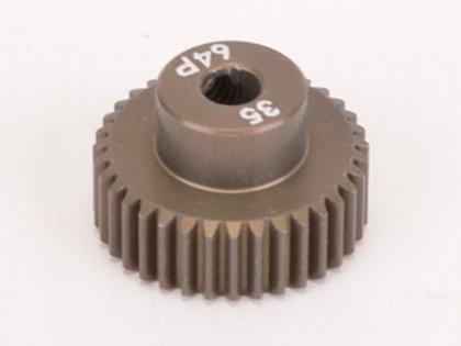 Pinion Gear 64DP 35T (7075 Hard)
