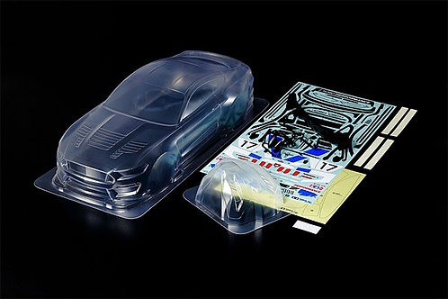 Tamiya Ford Mustang GT4 Body Set - 51614