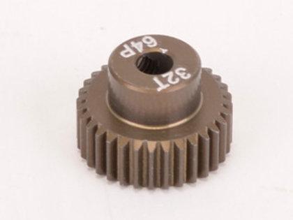 Pinion Gear 64DP 32T (7075 Hard)