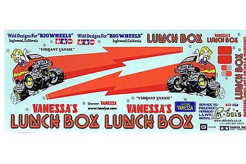 Sticker Set (Lunchbox) - 9495470