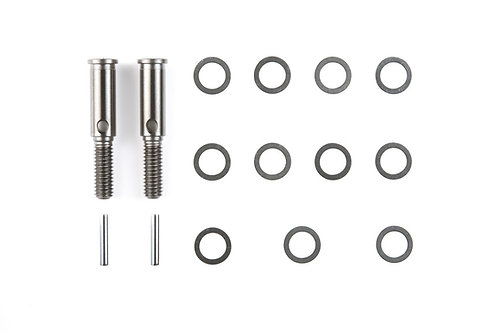 M-Chassis Reinforced Freewheel Axle Set - 54183