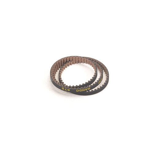 Schumacher Belt 134T x 4mm Wide (Mission FT) - U8109