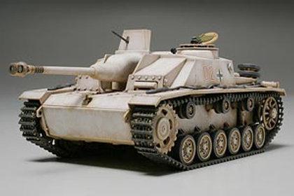 Tamiya 1/48 Sturmgeschutz III Ausf.G (Sd.Kfz.142/1) - 32525