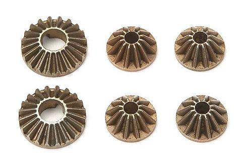 Tamiya Steel Bevel Gears For TA06 Gear Differential Unit - 54428