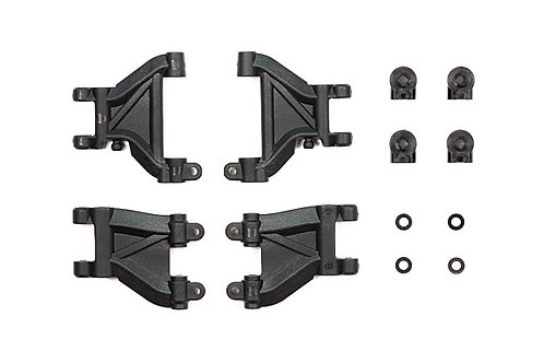 Tamiya M-07 Concept Reinforced D Parts (Suspension Arms) - 54811