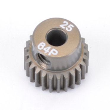 Pinion Gear 64DP 25T (7075 Hard)
