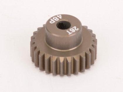 Pinion Gear 48DP 26T (7075 Hard)