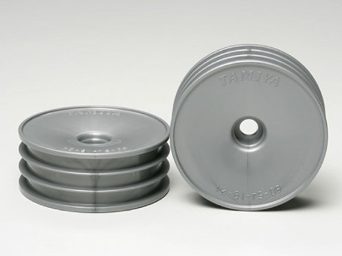 Tamiya Front Off Road Dish Wheels 60/19 (DT02) - 51261