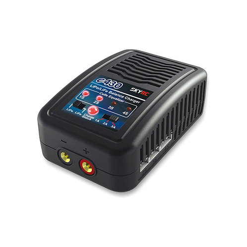 E430 LIPO/LIFE CHARGER AC 3A 30W 2-4S - SK-100107-04
