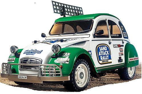 Tamiya Citroen 2CV Rally (M05Ra) - 58670