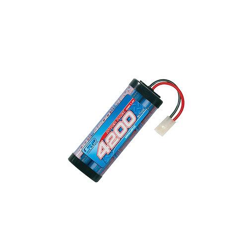 LRP HYPER PACK 4200 NIMH STICK 7.2V-TAMIYA PLUG - LRP71135