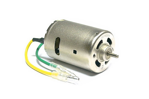 RS540SH Silver Can Brushed Motor