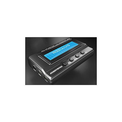 HOBBYWING XERUN - EZRUN - MULTIFUNCTION - LCD - PROGRAM BOX