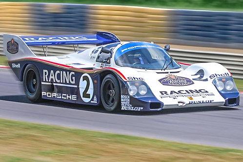 Italeri - 1/24 Porsche 956 - 3648