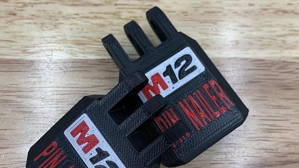M12 Pin Nailer Latches
