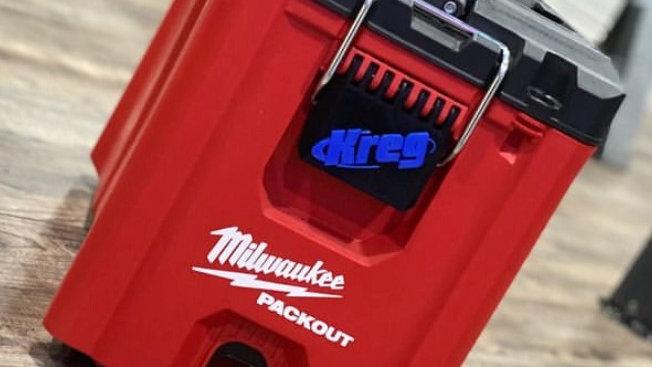 Kreg Compact Tool Box Latch
