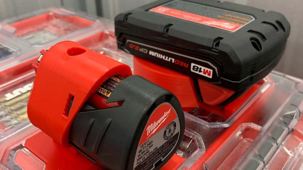 Locking Packout Battery Holder