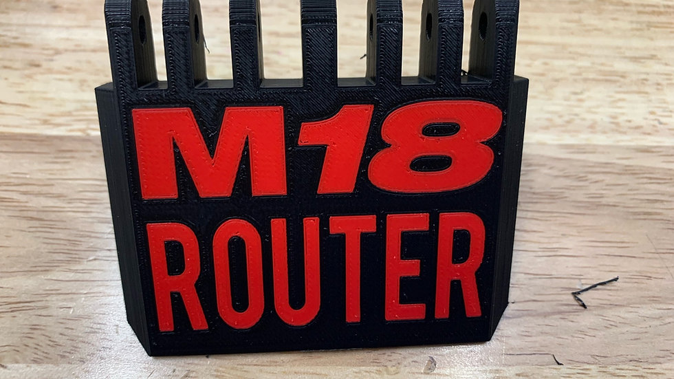 M18 Router Compact Tool Box Latch