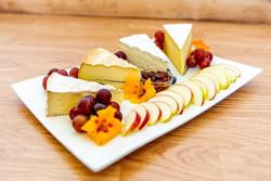 Sélection de fromages locaux offerts au Marché