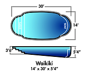 Aqua-SplashPools.com - Pool Style - Waik