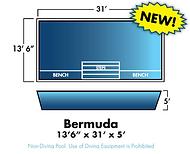 Aqua-SplashPools.com - Pool Style - Berm