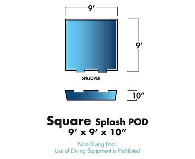 AquaWavePools.com - Pool Style - Splash