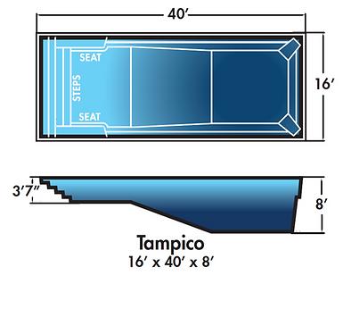 Aqua-SplashPools.com - Pool Style - Tamp