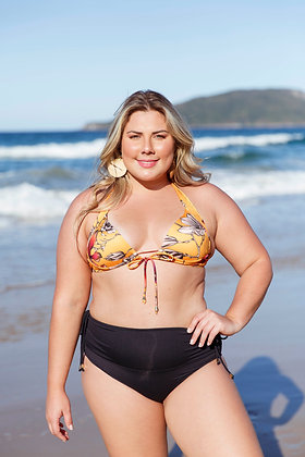Conjunto Plus Size Com Rolete - 40530PS